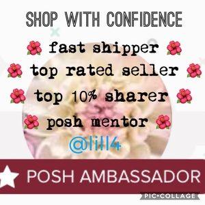 🌺I am a Posh Ambassador!!!🌺